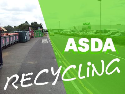 ASDA Recycling - Graphic