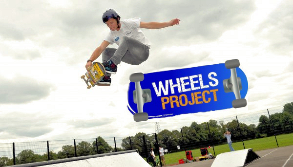 wheels project graphic