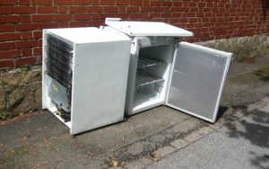 Enderby Flytipping offencea